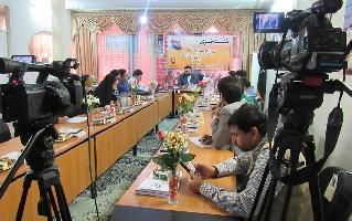 گزارش تصویری / کنفرانس خبری دهمین آیین تجلیل از پژوهشگران از پژوهشگران