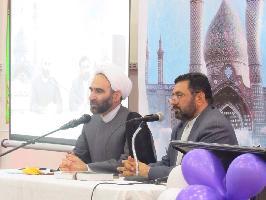 گزارش تصویری 4 / سخنرانی استاد احمد مبلغی و دکتر پیمان به مناسبت نیمه شعبان و 15 خرداد.