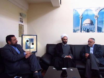گزارش تصویری / دیدار و گفتگو اعضای شورای دین پژوهان با دکتر جلالی شاهرودی و دکتر آهنی در فرانسه